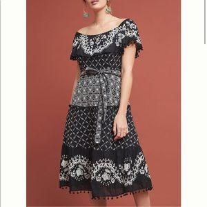 Dresses & Skirts - NWT Anthropologie Off the Shoulder Dress SFH
